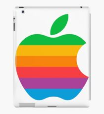 Retro Apple  iPad Case/Skin