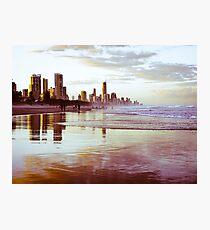 The Gold Coast Australia Photographic Print