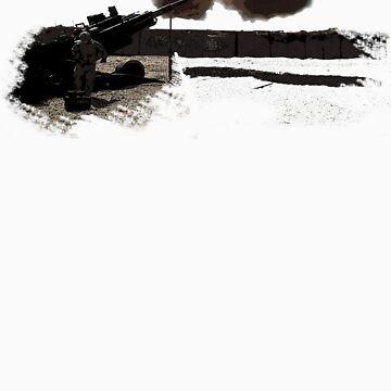 Howitzer by alienmisprint