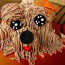 Doggy birthday cake by bobby1