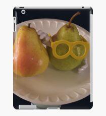 Pear Parody .07 iPad Case/Skin