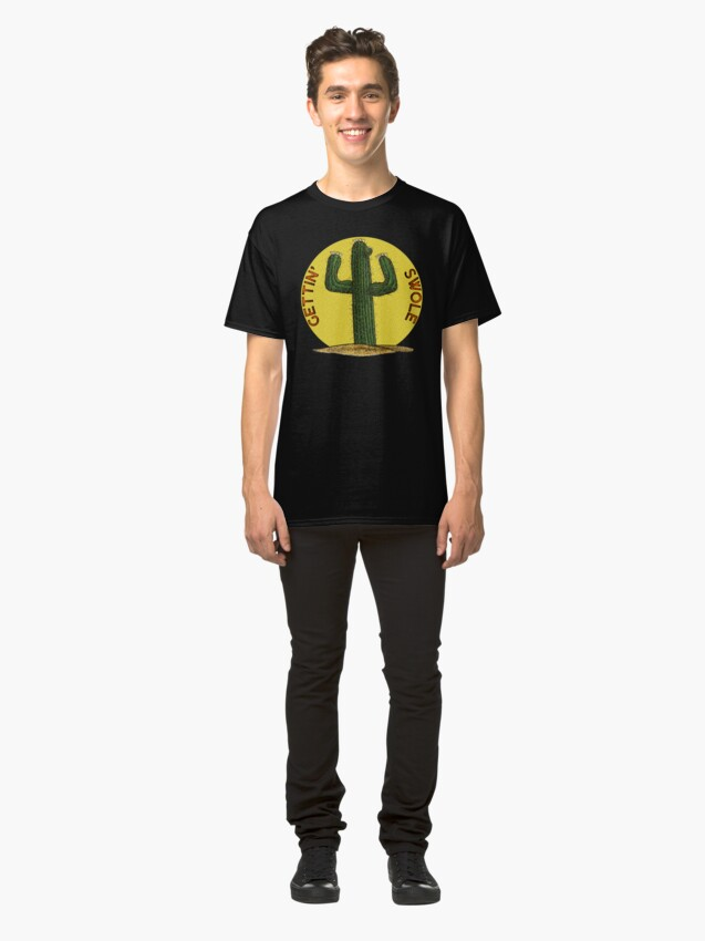 Alternate view of Gettin' Swole Classic T-Shirt