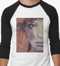 Huntress Men's Baseball ¾ T-Shirt