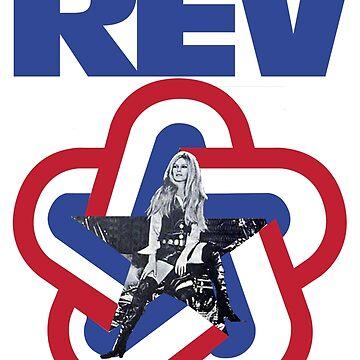 MERCURY REV 1992 TOUR SHIRT by blacktocomm