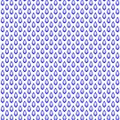 Water drops,gradient color by starchim01