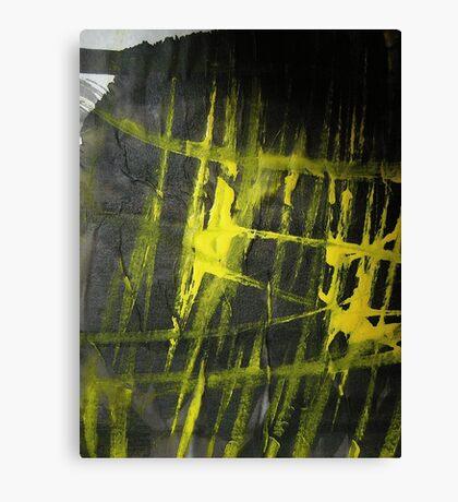 yellow glow.... flames Canvas Print