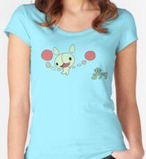 Pokemon 579 Reuniclus Women's Fitted Scoop T-Shirt