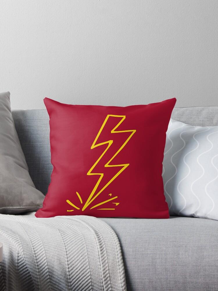 Flash Lightning Bolt By NemJames
