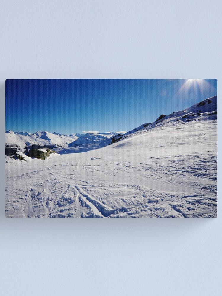 Alternate view of Gasteinertal Alps #4 Canvas Print