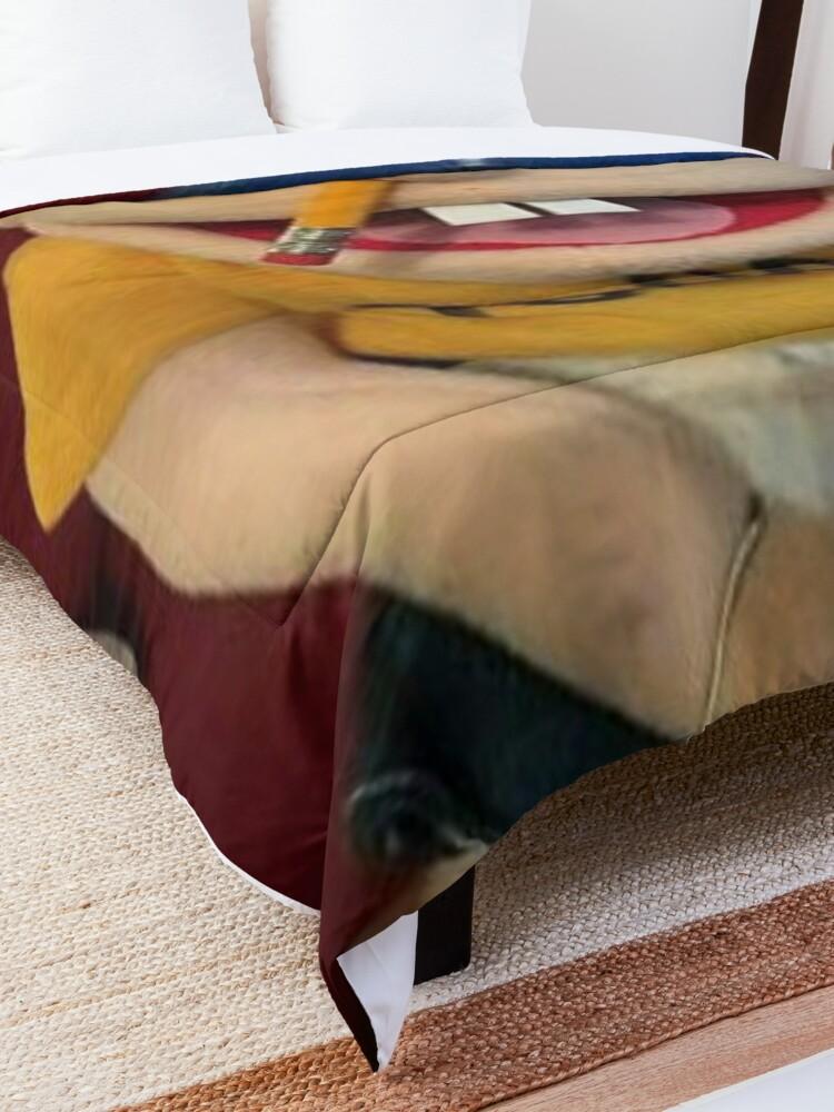 Alternate view of SML Jeffy Comforter