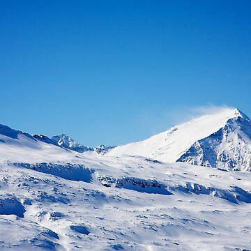 Gasteinertal Alps #2 by hynek