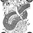Celestial Queen by redqueenself