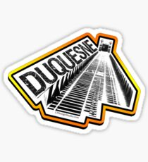 Duquesne Incline Sticker