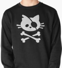 Pirate Cat: Skull and Crossbone Pullover