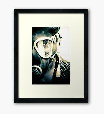 Desolate Silence Framed Print