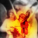 about a violin and a soul by marella