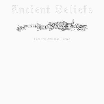 Ancient Beliefs webzine by anathems