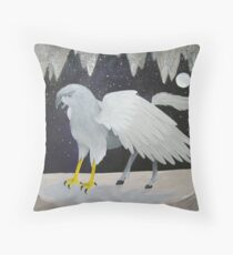 Hippogriff Throw Pillow
