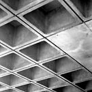 Ceiling - Royal National Theatre by Victoria limerick