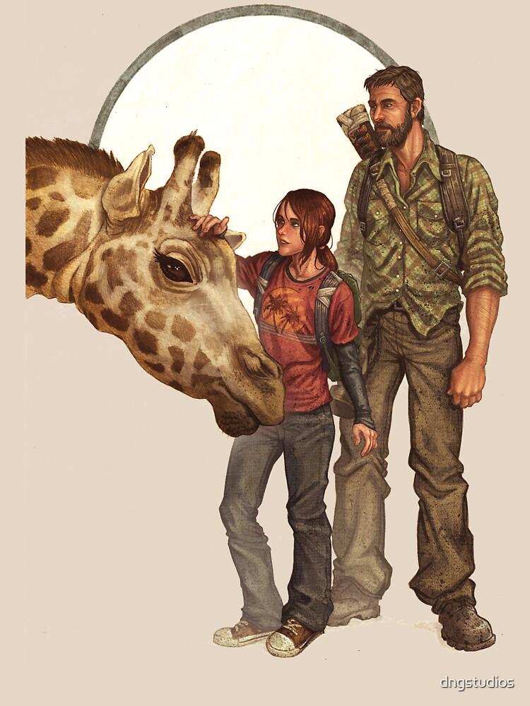 The Last of Us - Giraffe by dngstudios