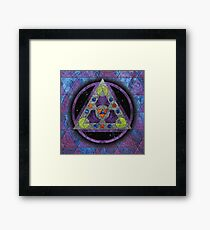Soul Purpose Framed Print