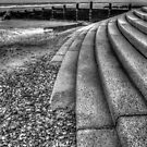 Cleveleys Beach by Victoria limerick
