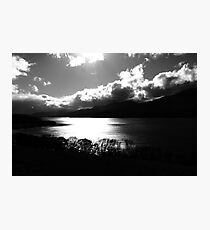 The Silver Waters of Loch Tay Photographic Print
