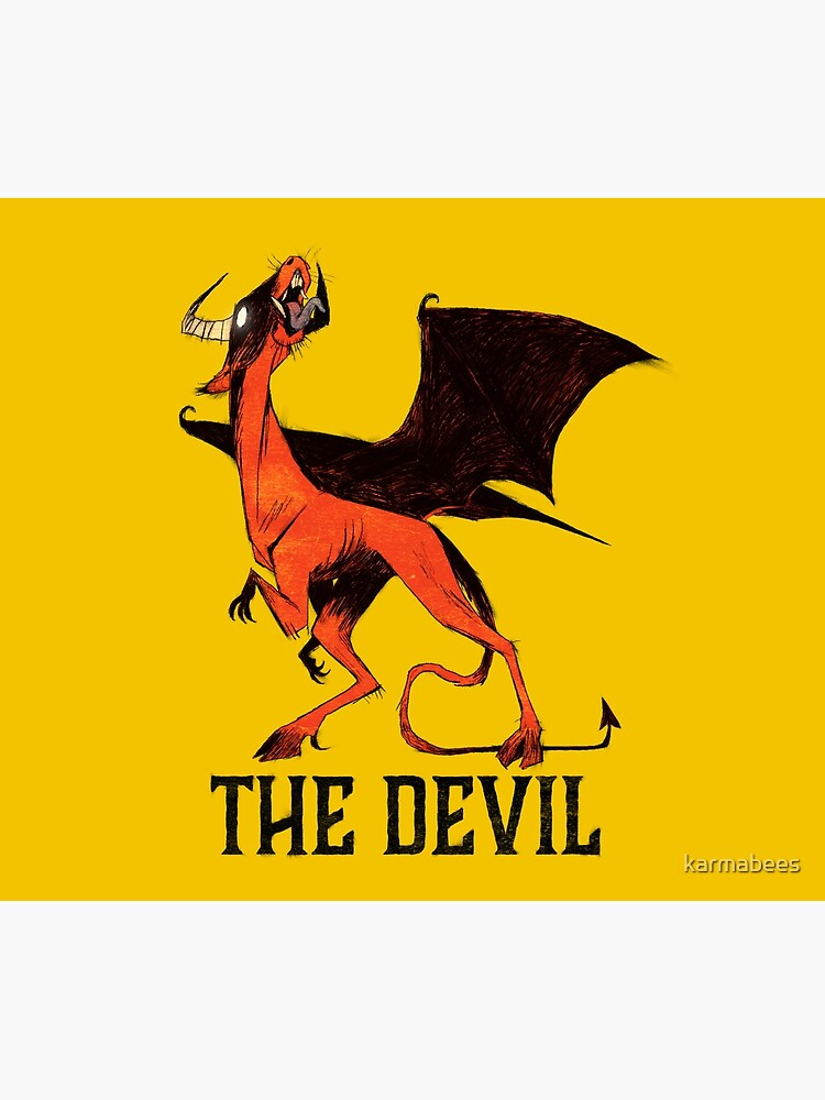 The Jersey Devil by karmabees