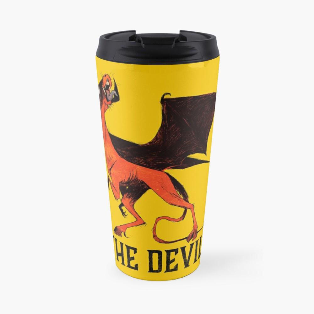 The Jersey Devil Travel Mug