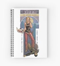 BUFFY THE VAMPIRE SLAYER - BEEP ME Spiral Notebook