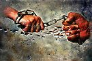 Never Break The Chain by SquarePeg