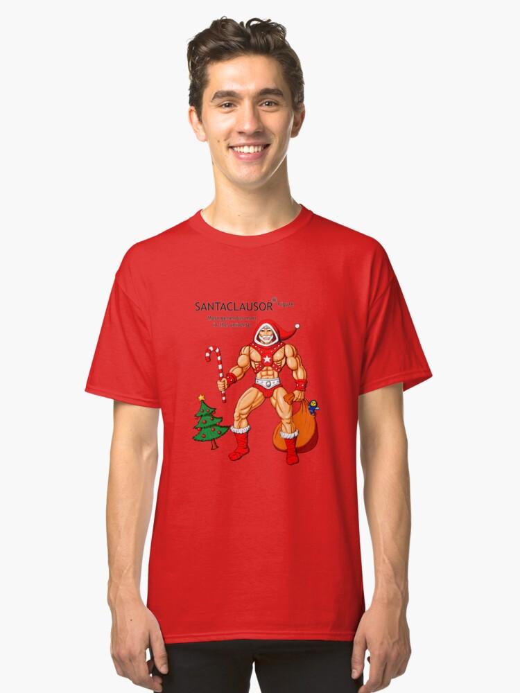 Santaclausor Classic T-Shirt Front