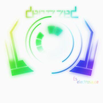 Derezzed - Daft Punk by electrosauce