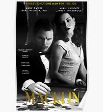 """Macklin"" poster 1 Poster"