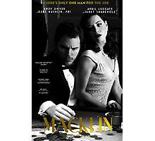"""Macklin"" poster 1 Photographic Print"