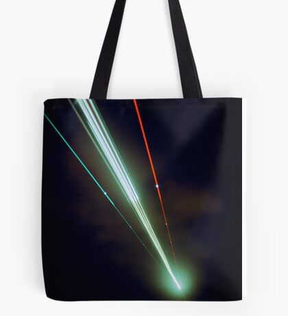 Tullamarine approach. Tote Bag