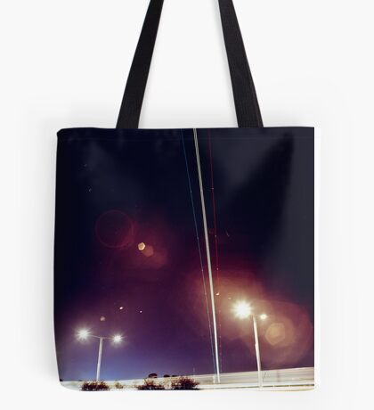 Plane trials Tote Bag