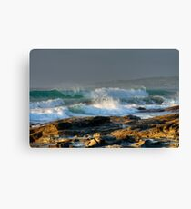 3 METRE SWELL Canvas Print