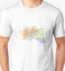 water colour mess Unisex T-Shirt