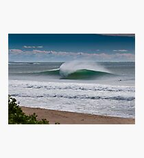 Wollongong City Beach Photographic Print