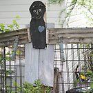 Garden Angel Scarecrow! by eoconnor
