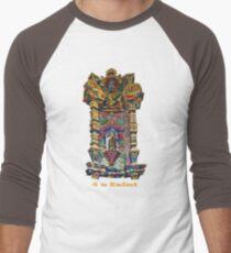 4 a Saint Men's Baseball ¾ T-Shirt