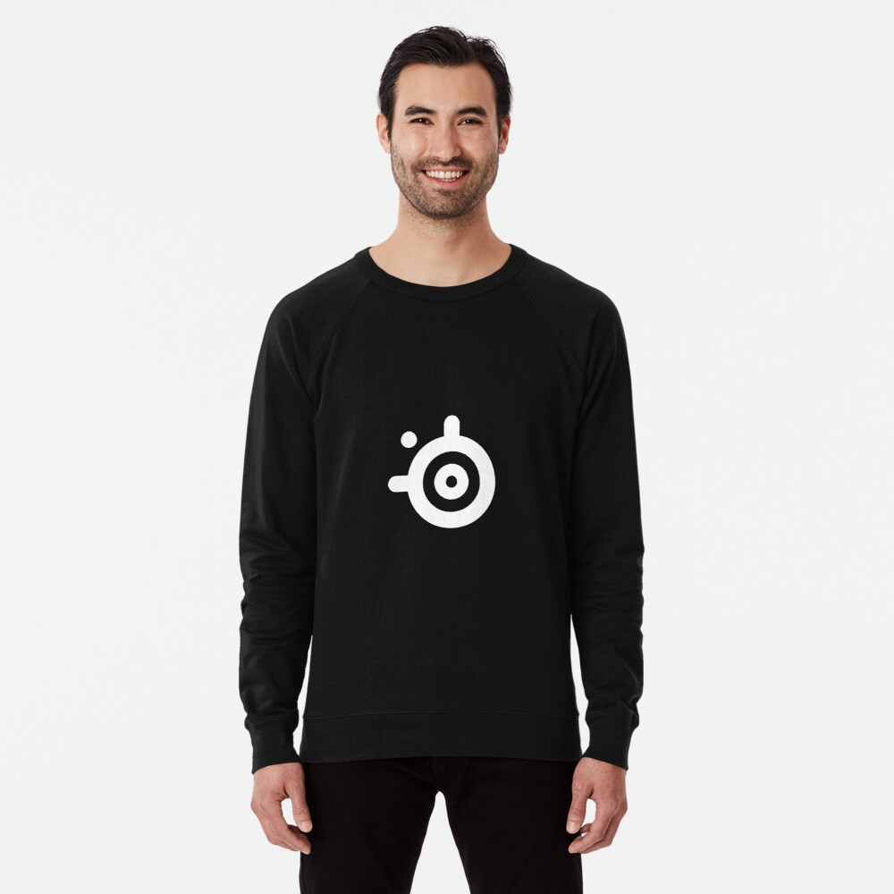 SteelSeries Logo Lightweight Sweatshirt