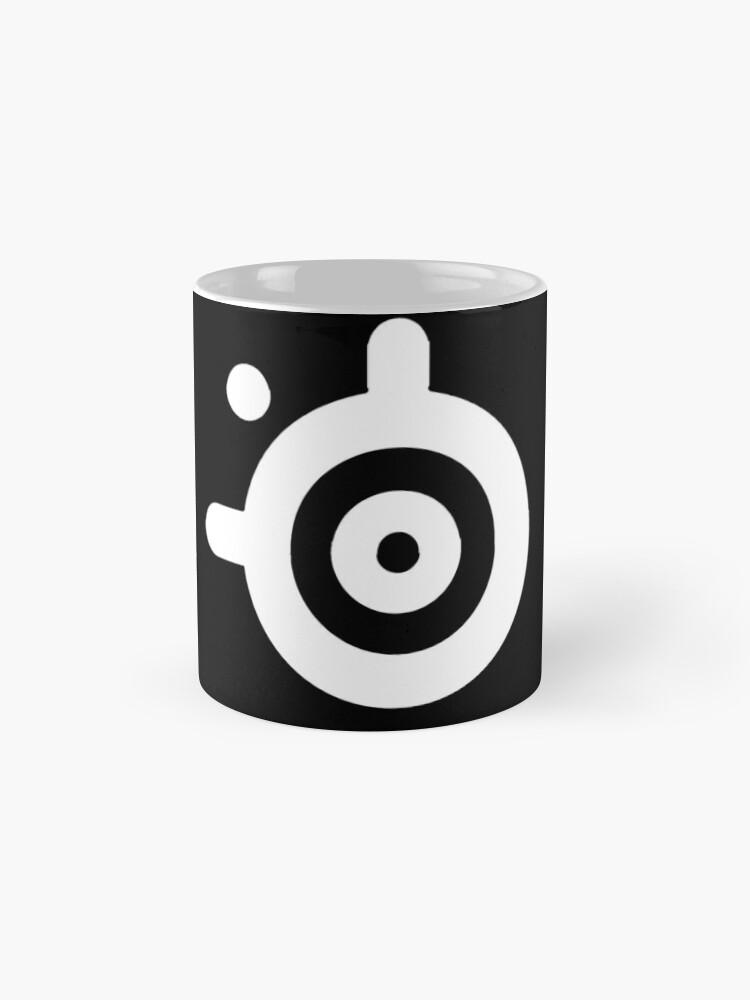 Alternate view of SteelSeries Logo Mug