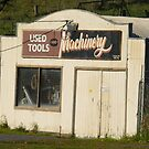 Used Tools and Machinery by Joan Wild