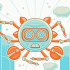 Siva Crab by strangethingsA