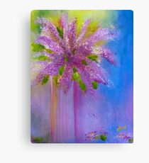 Lovely Lilacs Canvas Print