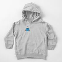 Captain Blue Icon Toddler Pullover Hoodie