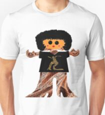 Country Line Dancer Rag Doll T-Shirt