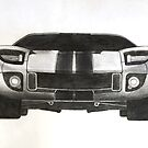 Ford GT40 - Front by axemangraphics